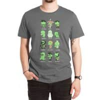 Cthul-Who? - mens-extra-soft-tee - small view