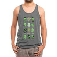 Cthul-Who? - mens-triblend-tank - small view
