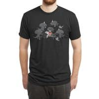 Surprise! - mens-triblend-tee - small view