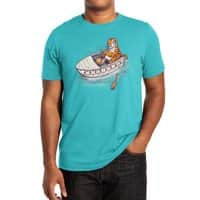 Life of a Pie - mens-extra-soft-tee - small view