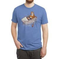 Life of a Pie - mens-triblend-tee - small view