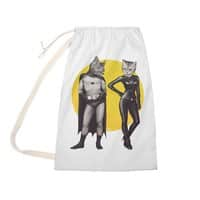 A Bat and a Cat - laundry-bag - small view