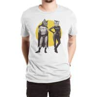 A Bat and a Cat - mens-extra-soft-tee - small view