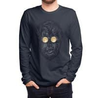 Moon Glasses - mens-long-sleeve-tee - small view