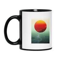 In the End the Sun Rises - black-mug - small view