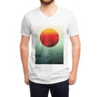 In the End the Sun Rises - vneck - small view