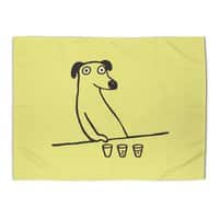 Dog Drunkard - rug-landscape - small view