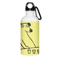 Dog Drunkard - water-bottle - small view