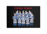 Finnish Hymn! - horizontal-canvas - small view
