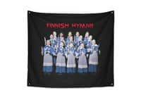 Finnish Hymn! - indoor-wall-tapestry - small view