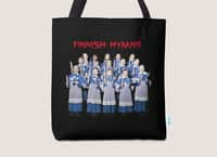Finnish Hymn! - tote-bag - small view