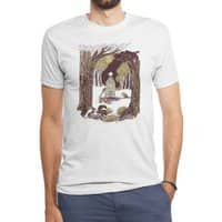 In the Clearing - mens-triblend-tee - small view