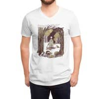 In the Clearing - vneck - small view