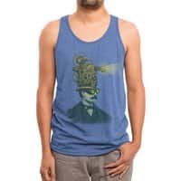 The Projectionist - mens-triblend-tank - small view