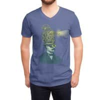 The Projectionist - vneck - small view