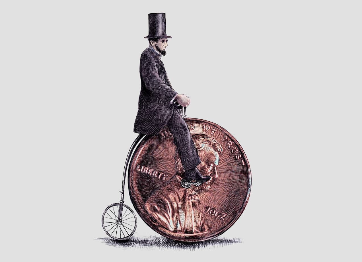 Penny farthing by eric fan threadless - Bathroom tile design ideas to avoid the culture misconception ...