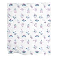 Luausy Vacation - blanket - small view