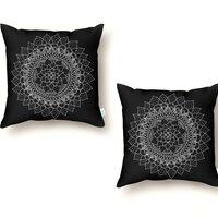 Flowerious 2.0 - throw-pillow - small view