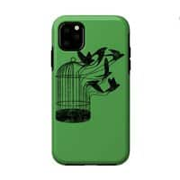 Breaking Through to Freedom - double-duty-phone-case - small view