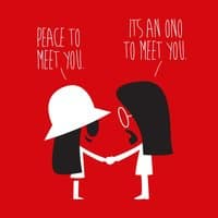 Peace to Meet You - small view