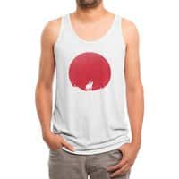 The Rising Sunset - mens-triblend-tank - small view