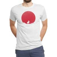 The Rising Sunset - mens-triblend-tee - small view