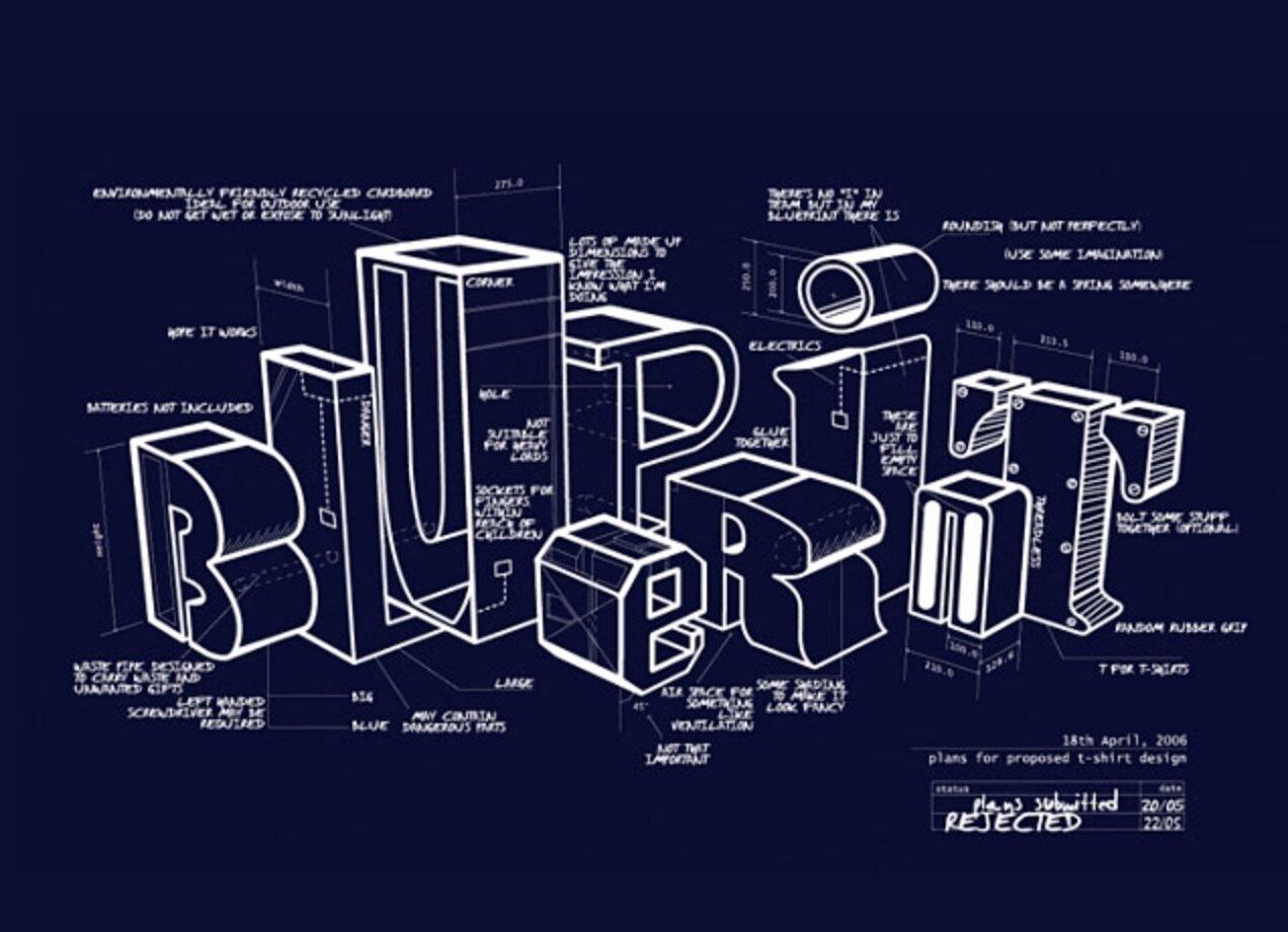 Blueprint By Matthew McKenna