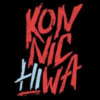 KONNICHIWA - small view