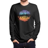 Against the Moon - mens-long-sleeve-tee - small view