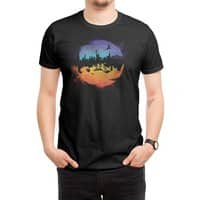 Against the Moon - mens-regular-tee - small view