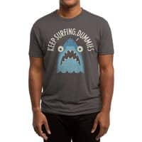 Great White Snark - mens-triblend-tee - small view