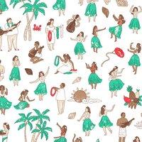 Hula Girls - small view