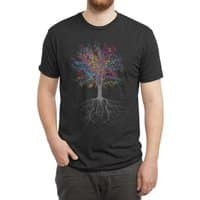 It Grows on Trees - mens-triblend-tee - small view