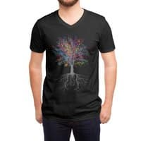 It Grows on Trees - vneck - small view