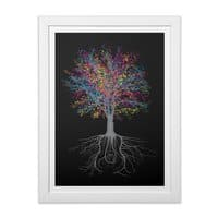 It Grows on Trees - white-vertical-framed-print - small view