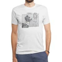 He Can Change - mens-triblend-tee - small view