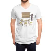 Ninja School - vneck - small view