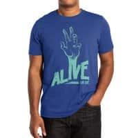Alive or Die - mens-extra-soft-tee - small view