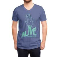Alive or Die - vneck - small view