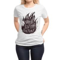 Oh Lord Jesus - womens-regular-tee - small view