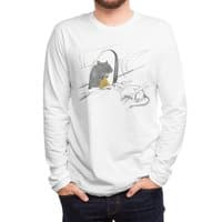 Take on Cheese - mens-long-sleeve-tee - small view