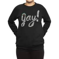 Yay Gay - crew-sweatshirt - small view