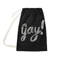 Yay Gay - laundry-bag - small view