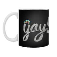 Yay Gay - white-mug - small view