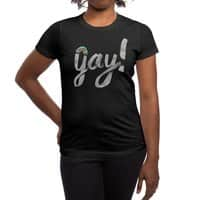 Yay Gay - womens-regular-tee - small view