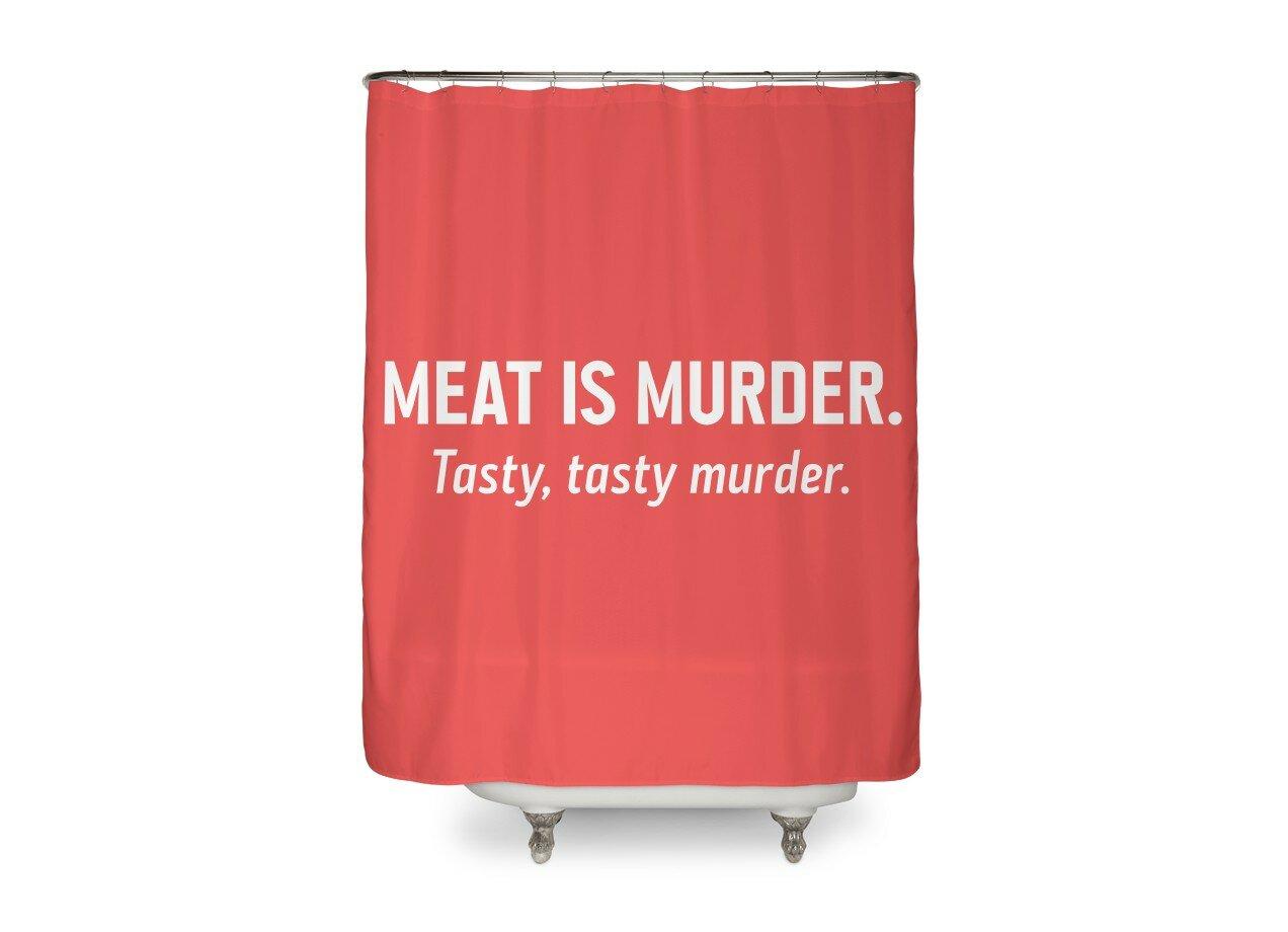 Meat Is Murder Tasty Tasty Murder By Stu