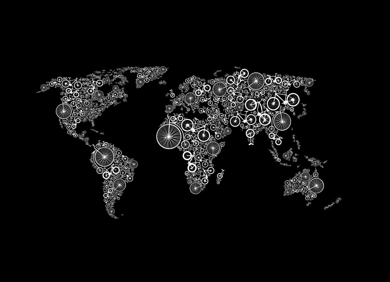 World Of Bike By Matt Hoch Threadless