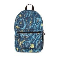 Starry Pattern - backpack - small view