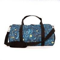 Starry Pattern - duffel-bag - small view