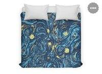 Starry Pattern - duvet-cover - small view